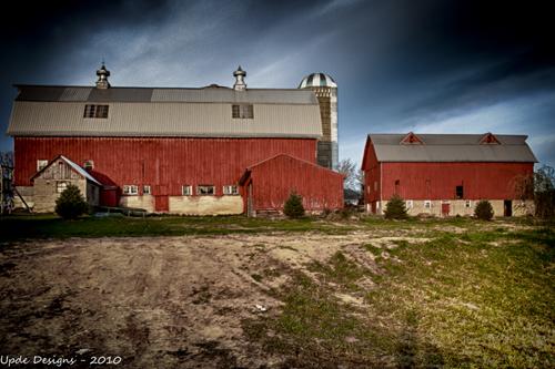 Twin Barns - 2