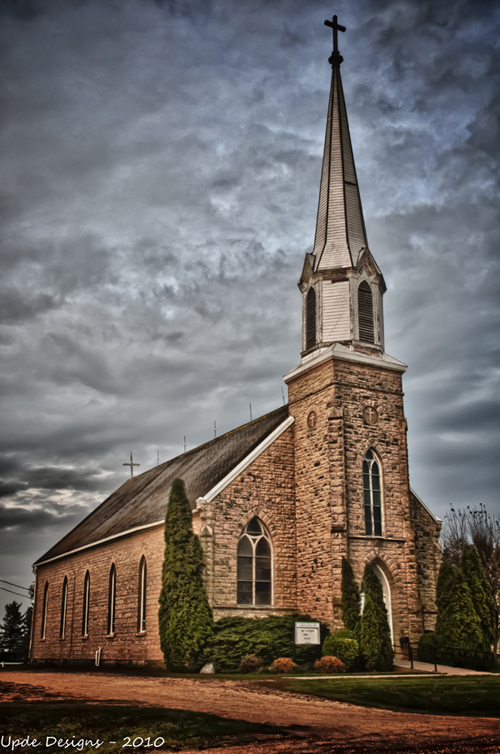 Otter Creek Church - HDR