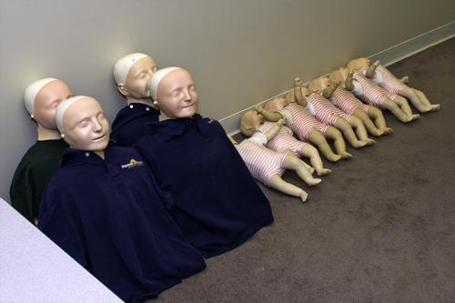 CPR Practice Dummies