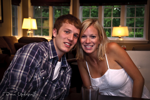 Angie and Mark