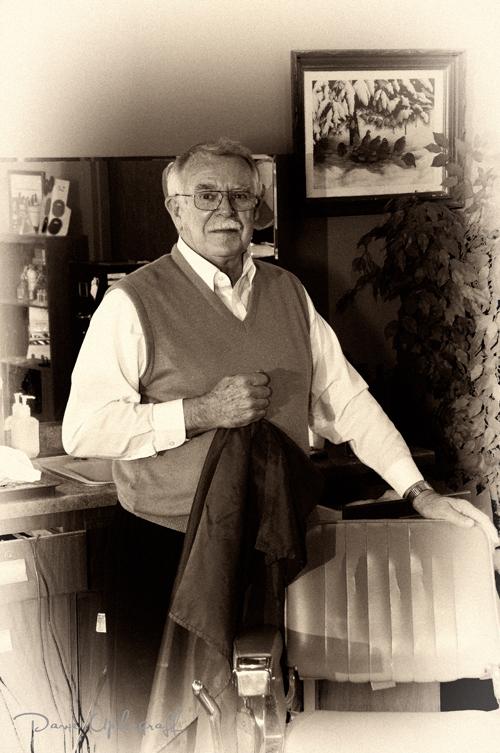 Barber John Doland