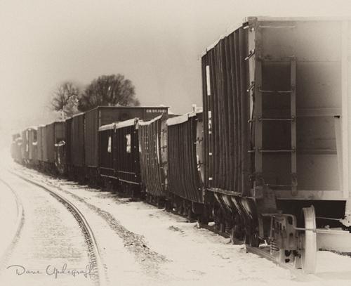 Railroad Cars - 2