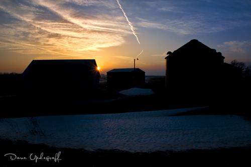 Sunset Farm Buildings
