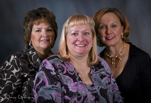 Three Great Ladies