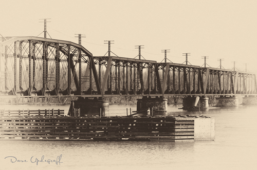 Sabula Railroad Bridge