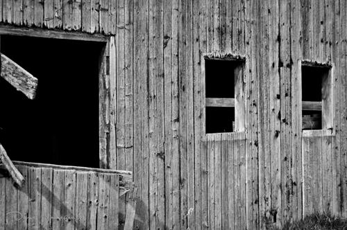 Aging Barn