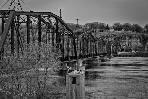 River Walk Railroad Bridge