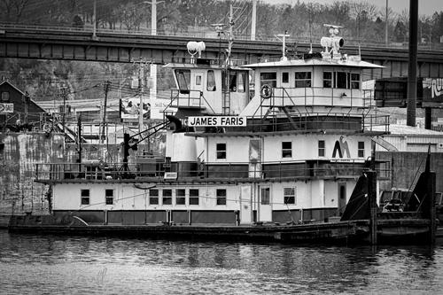River Walk Tug Boat