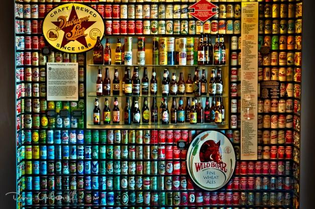 Static Beer Display @ Star Brewery
