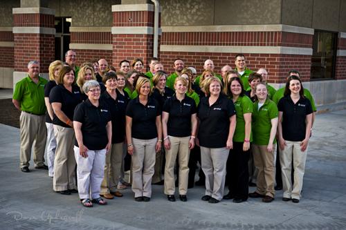 Cedar Rapids, Monticello, Marion, Cascade Staff