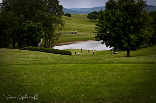 Bellvue Golf Club Par 3 Hole