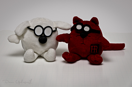 Dogbert and Catbert