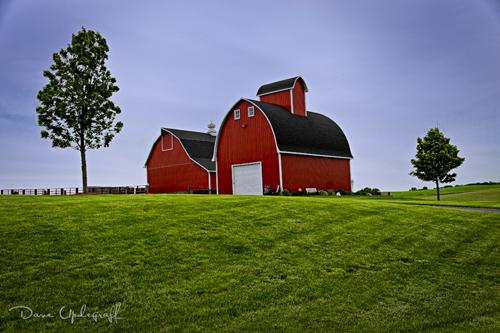 Unique Barn