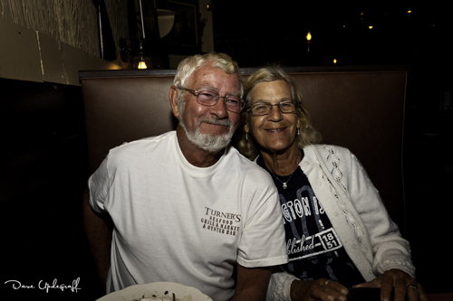 Al and Pat Turner - 2011