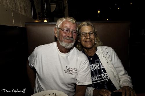 Al and Pat Turner - 2011