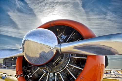 Airplane Composite Image