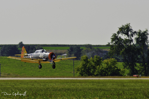 Another T28 departs DBQ
