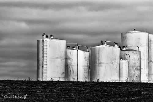 Storage cylinders