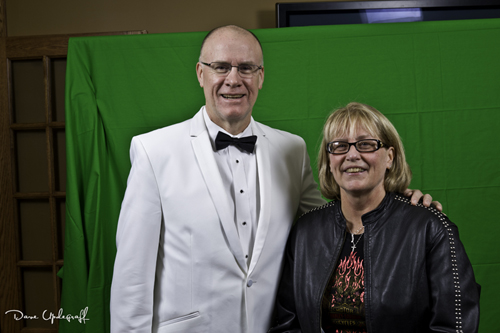 Gary and Lynn Saelens