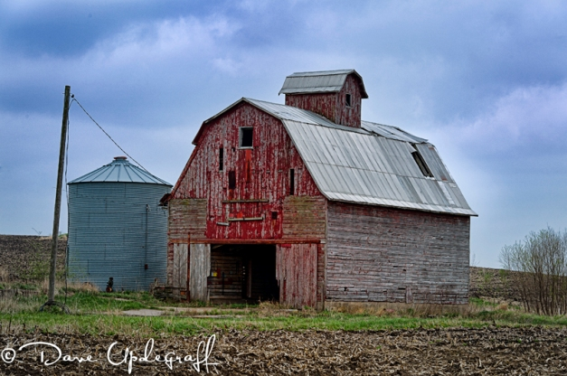 Just an old barn
