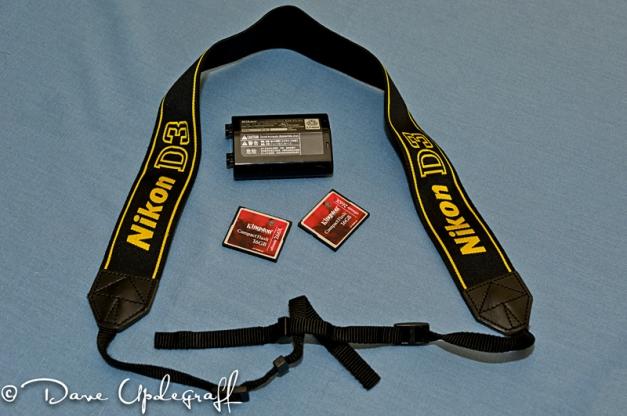 Nikon D3 Left Overs