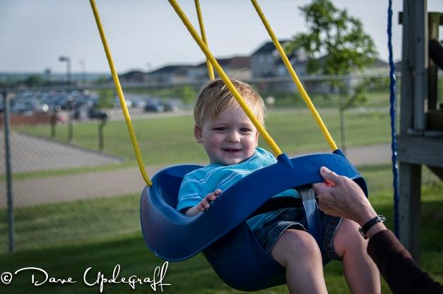 Joshua Swings