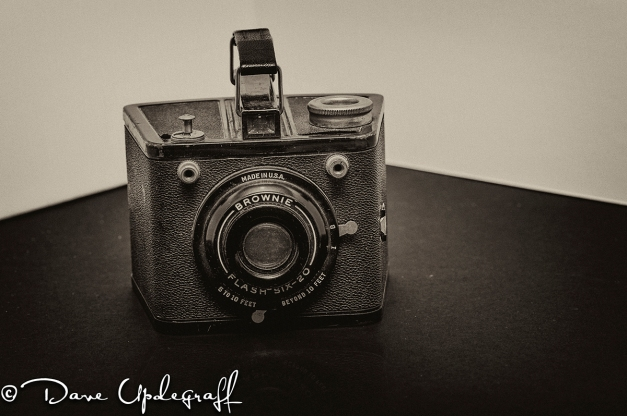 Brownie Six - 20 Camera