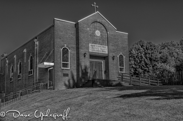 Small Church in Dubuque