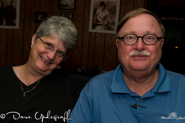 Steve and Becki