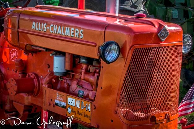 Fram Tractor