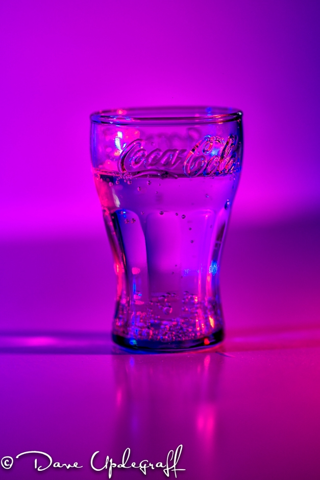 A Coke Glass