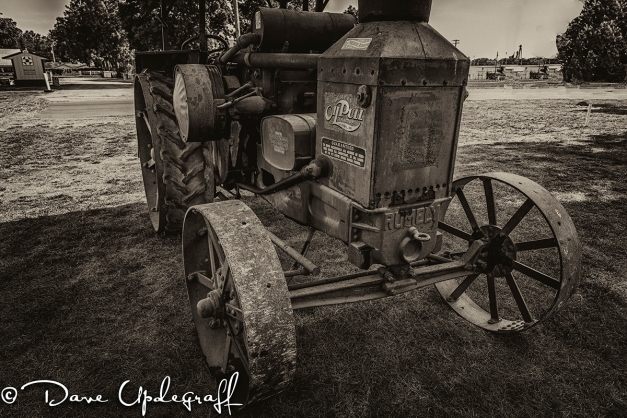 Rumely Oil Pull Tractor