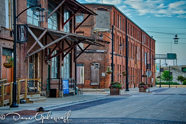 HDR Image of The Millwork District