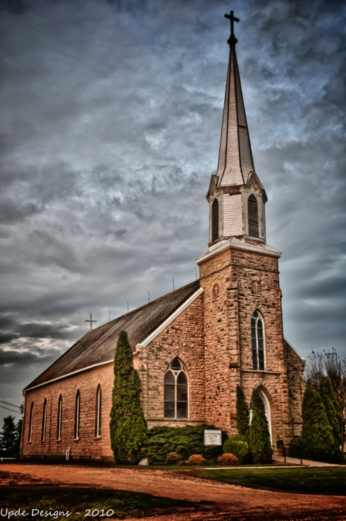Church at Otter Creek HDR