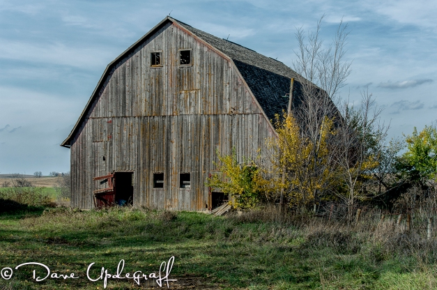 One of my favorite old barns