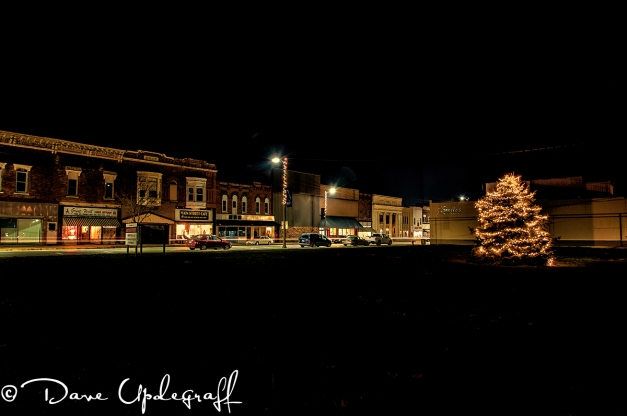 Downtown Maquoketa, Iowa