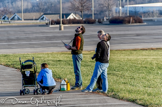 Remote controlled airplane pilot