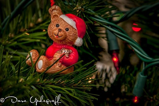 Little Bear Ornament