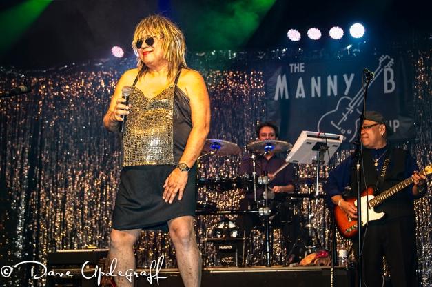 """Tina """"Manny B."""" Tuner Sings"""