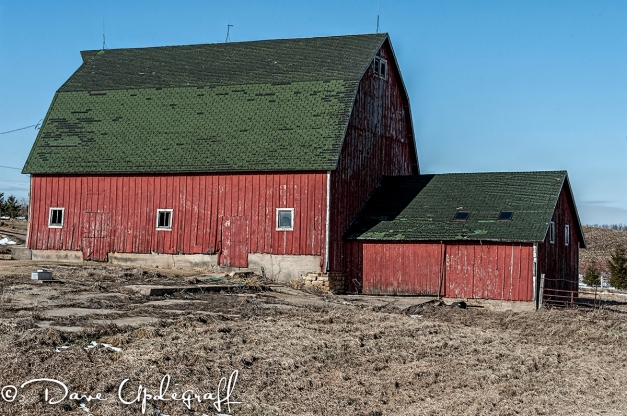 Barn number one
