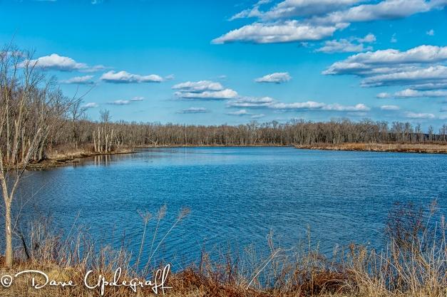 Lake at Green Island