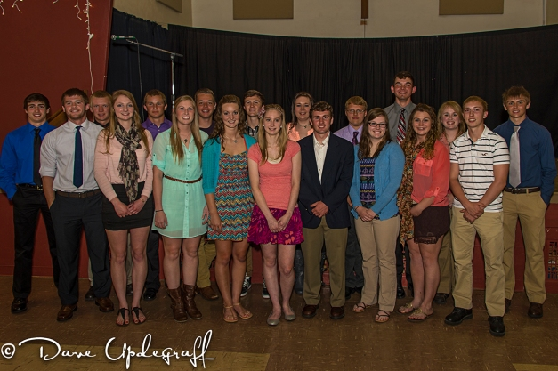 Scholarship Attendees