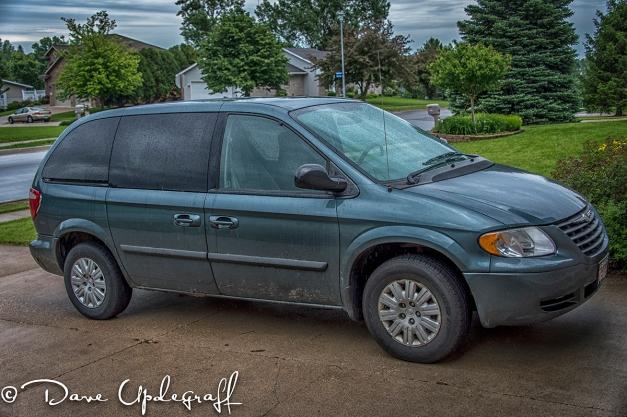 The dreaded Minivan