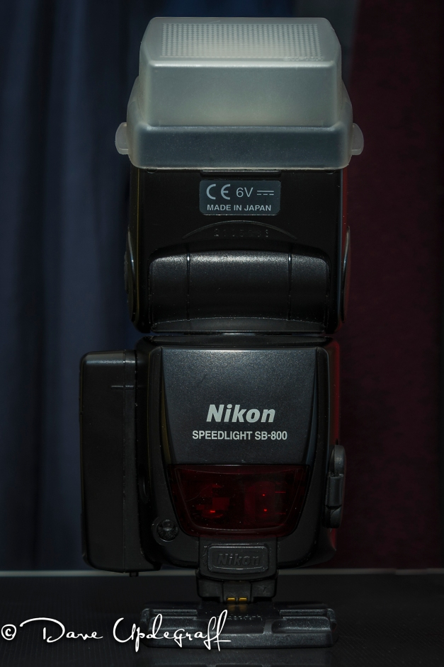Nikon SB800 Speed Light