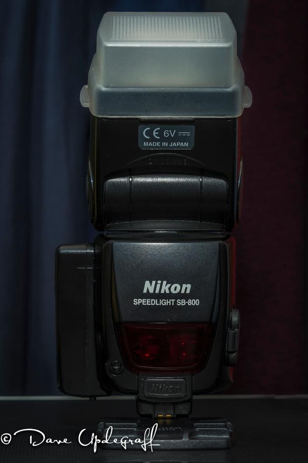 Nikon SB800 Speed Light