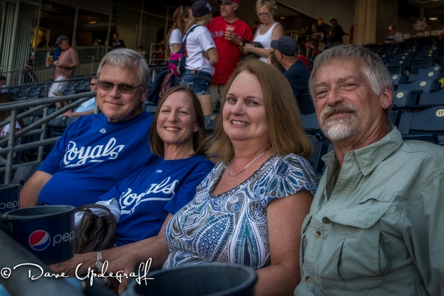 Dave, Jeanne, Debbie, Terry