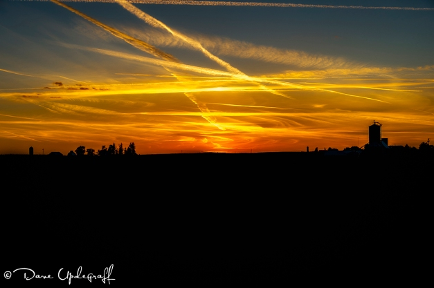 Non HDR Sunset