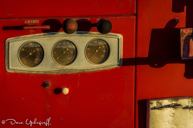 Pumper Controls