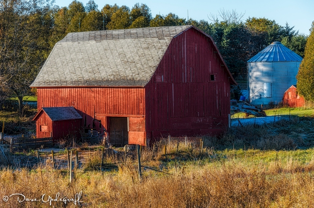 One of my favorite barns