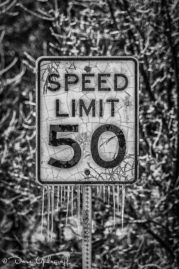 50 mph limit